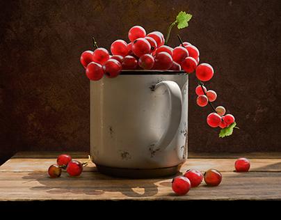 3D: Berries