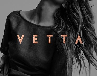 VETTA // Logo and Identity