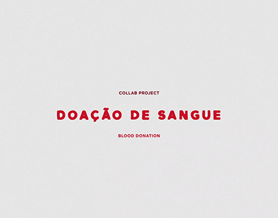Doação de sangue - Collab Project
