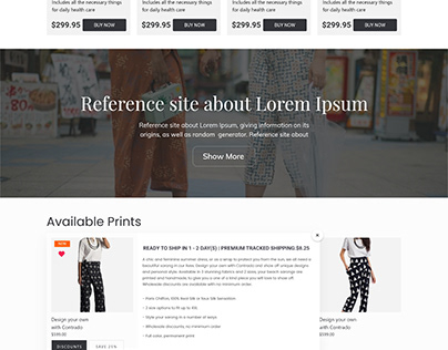 Contra_do Landing Page: Buy or Sell Artist Designs