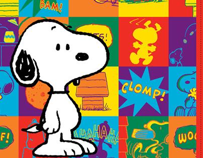 Snoopy Binder and Agenda