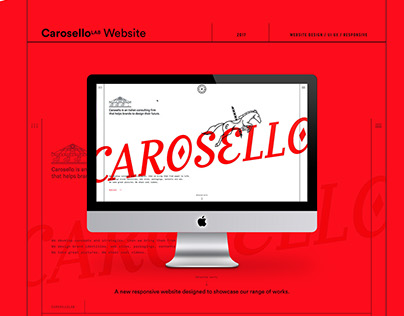 CaroselloLab | Website