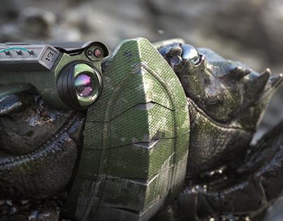 Scout Crab | Full CGI