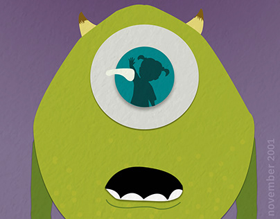 Monstros S.A. - Cartaz de Filme