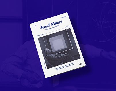 Josef Albers - Homenaje al cuadrado
