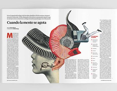 Magazine / La Vanguardia