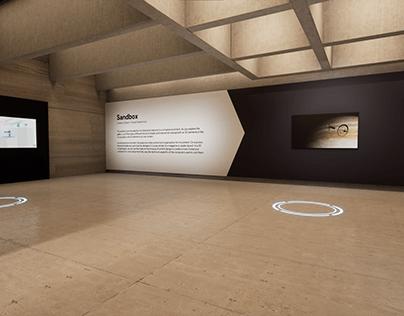 Interactive Museum Gallery