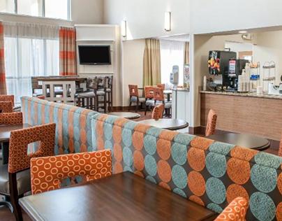 Comfort Suites- Elkhart, Indiana