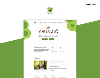 Očistimo Slovenijo | Client: Ekologi brez meja
