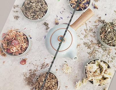 Tea Menu | Design