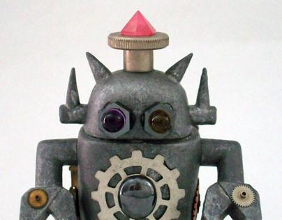 Custom Big Boss Robots