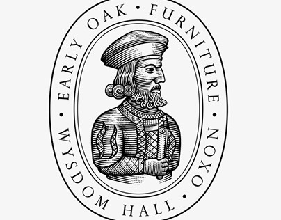 Early Oak at Wisdom Hall Illustrated by Steven Noble