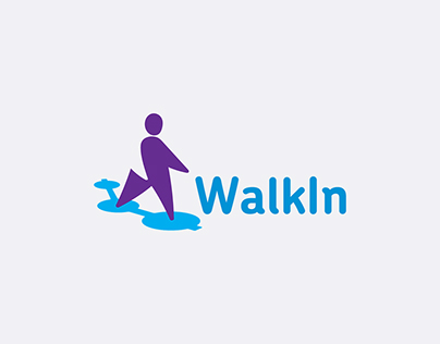 WalkIn Technology/ Indentity/ Logo Design