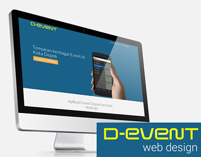 D-Event Web Development