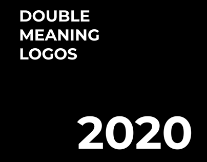 Double meaning logos