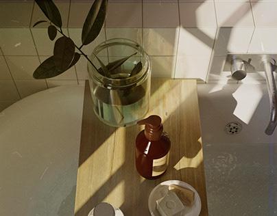 Bathroom 3d set