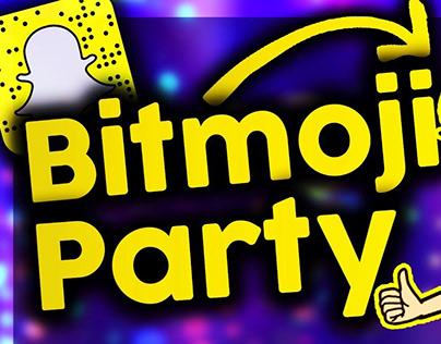 Snapchat Gaming - Bitmoji Party
