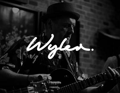 Wyler Guitar Icon & Logo Design