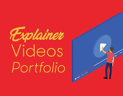 Explainer Videos Portfolio
