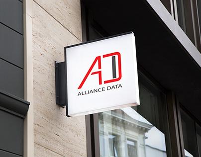 Alliance Data logo concept