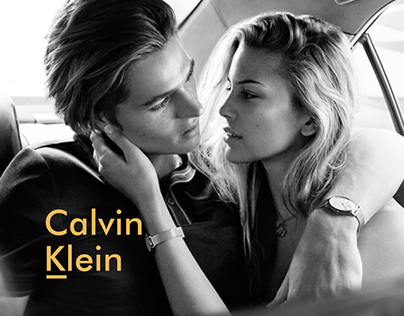 CALVIN KLEIN   E Commerce redesign