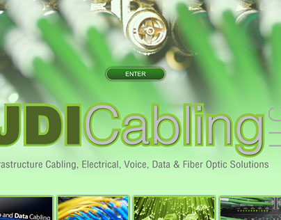 JDI Cabling Website Design