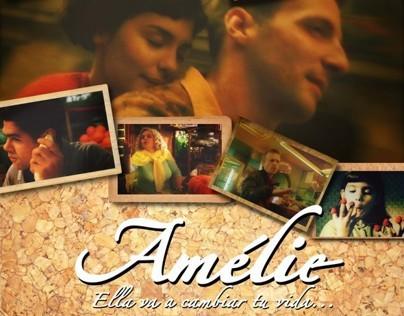 Reedición fiche Amelie