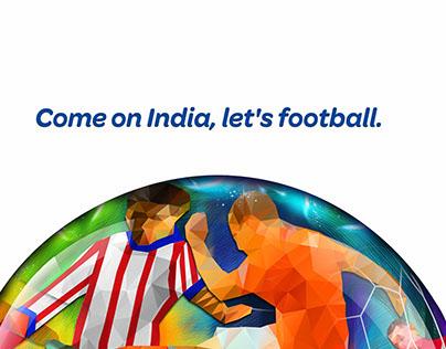Campaign Jio - Indian Super League 2014