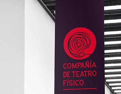 """Branding """"Compañia de Teatro Físico"""""""