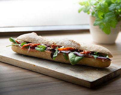 Buon Giorno - food photos for social media