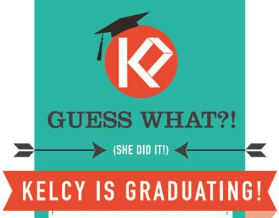 Personal Graduation Annoucements