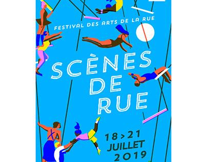 Scènes de rue - Mulhouse Festival