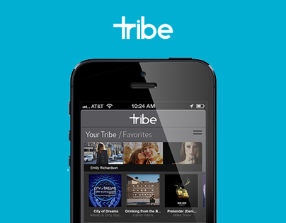 Tribe - Music Accesories & App. Designed for AT&T.