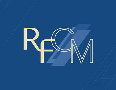 RFCM - Création logo