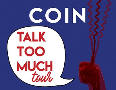COIN Poster Design