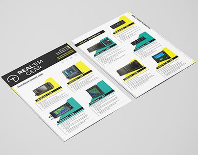 Branding, printed and digital assets