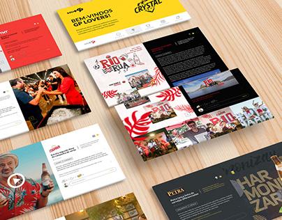 Endomarketing - Grupo Petrópolis