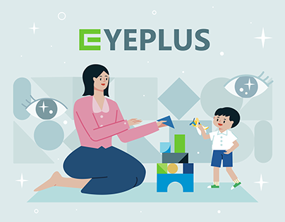 Eyeplus! Introduction|Motion Graphic