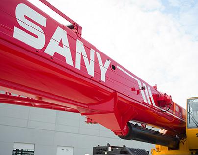 Sany Design Language
