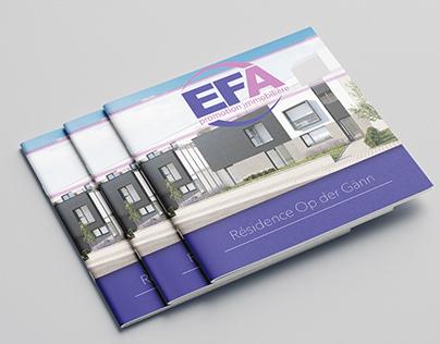 Brochure immobilière