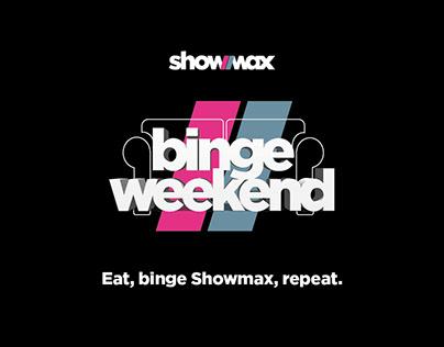 Showmax | Direct Marketing | Branding | Conceptual