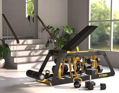 Fitbox Home Gym