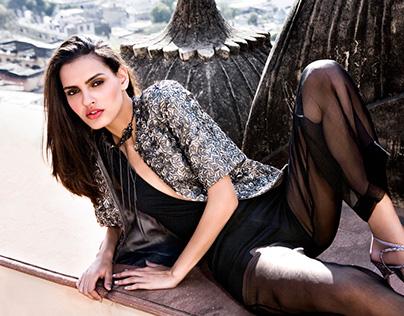 Instyle Magazine - Fashion Editorial