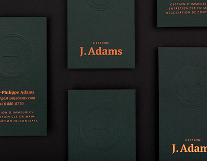 Gestion J.Adams