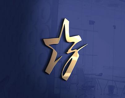 """""""Звезда"""" жилой комплекс. Logo and identity."""