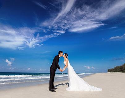 Chụp ảnh cưới quận Hoàng Mai