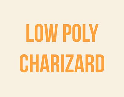 ~Low Poly Charizard Pokémon~