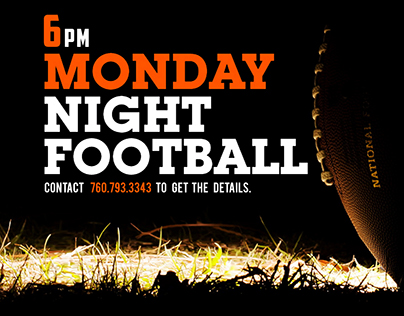 Monday Night Footbal