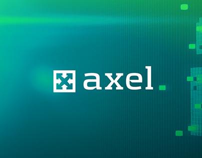 Axel Rebranding