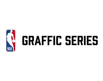 NBA Graffic Series